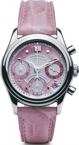 Armand Nicolet M03 Date Chronograph 9154A-AS-P915RS8