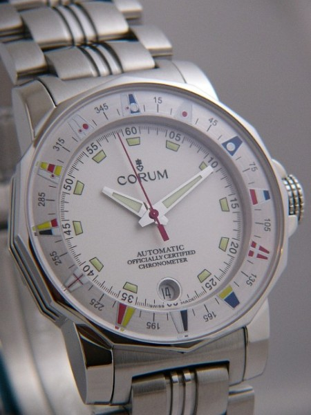 Corum Admiral's Cup Chronometer 982.530.20 V785 AA32