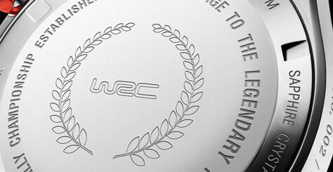 EDOX WRC Uhren