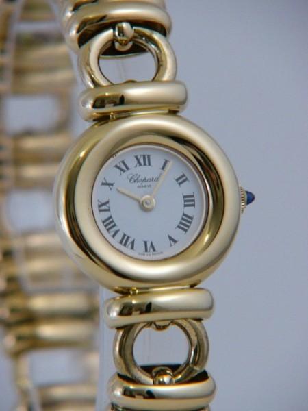 Chopard Damenuhr Gold Nov 89