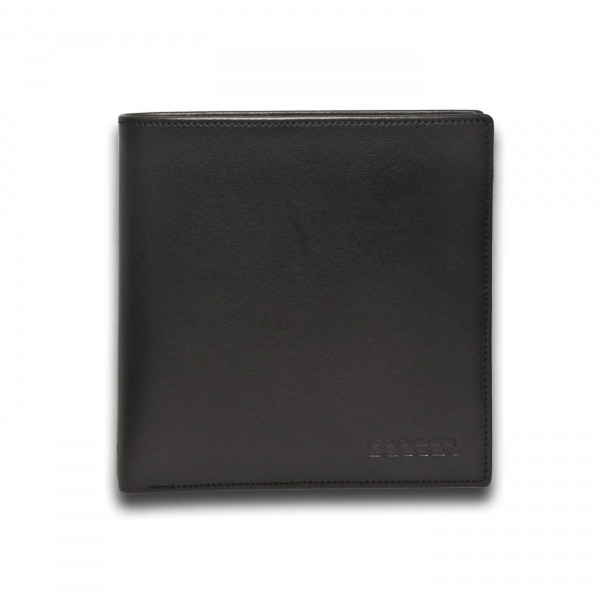 Seeger Brieftasche 5CC mit Münzfach KLASSIK 120 Handmade in Germany