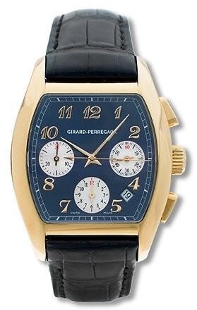 Girard-Perregaux Richeville Chronograph 27650-0-51-4061