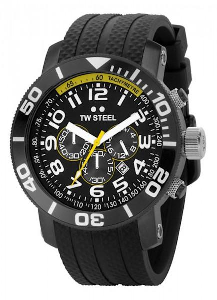 TW Steel Grandeur Diver Chronograph Datum Quarz TW74
