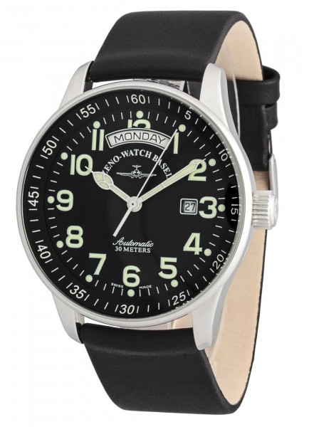 Zeno-Watch Basel XL Retro Big Day Automatic P554DD-12-a1