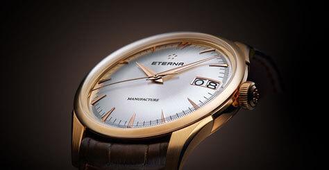 Artena Uhren von Eterna