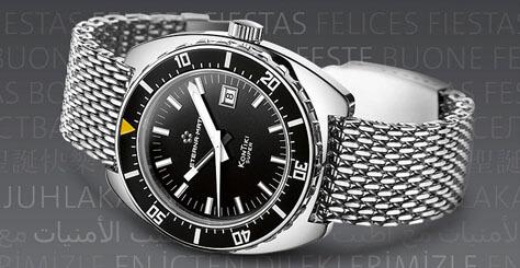 Limited Edition Uhren von Eterna