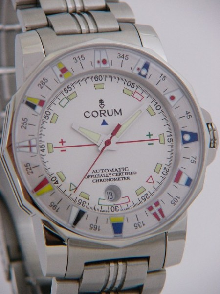 Corum Admiral's Cup Chronometer 982.630.20.v785 AA32