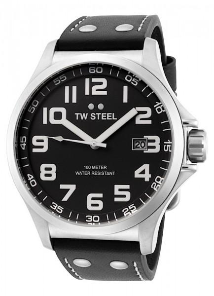 TW Steel Pilot Datum Quarz TW409
