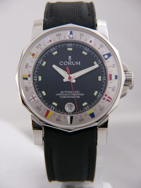 Corum Admiral's Cup Chronometer 982-530-20-F601-AN32