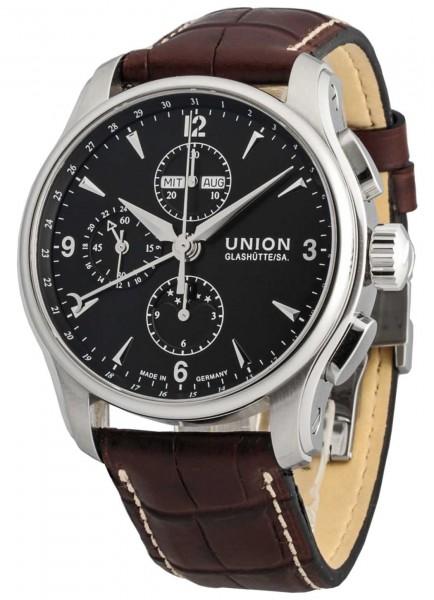 Union Glashütte Belisar Chronograph mit Mondphase D002.425.16.057.00