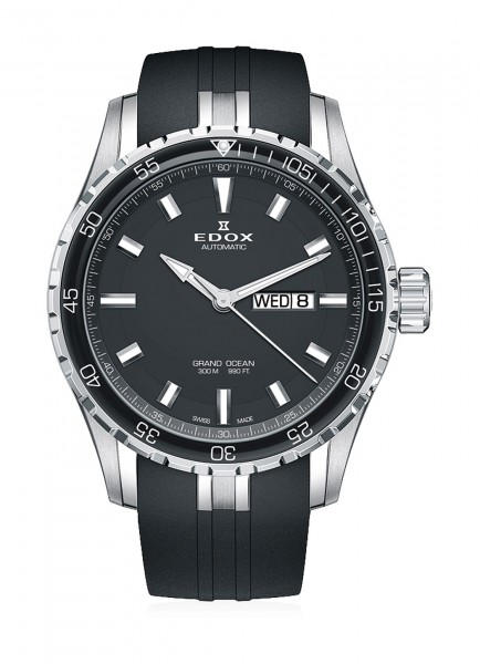 EDOX Grand Ocean Day Date Automatik 88002 3CA NIN