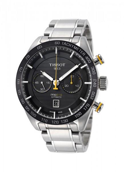 Tissot T-Sport PRS 516 Chronograph Datum Automatik T100.427.11.051.00