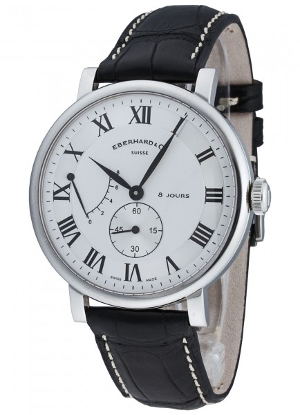 Eberhard & Co 8 Jours Grande Taille 21027.2 CP