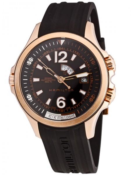 Hamilton Khaki Navy GMT Automatik H77545735
