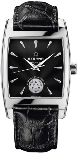 Eterna Madison Three-Hands Manufaktur Handaufzug 7712.41.41.1177