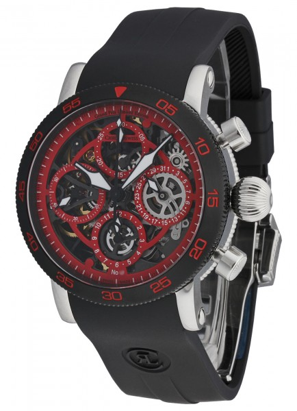 Chronoswiss Grand Prix Limited Edition CH-7643