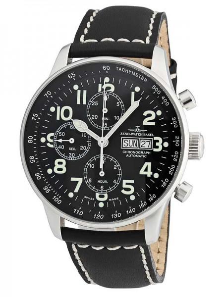 Zeno Watch Basel XL Pilot Chronograph Day-Date P557TVDD-a1