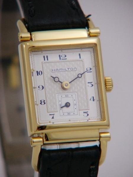 Hamilton Wilshire Quarz Damenuhr H25231753