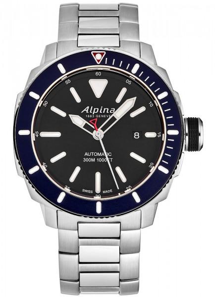 Alpina Seastrong Diver 300 Datum Automatik AL-525LBN4V6B
