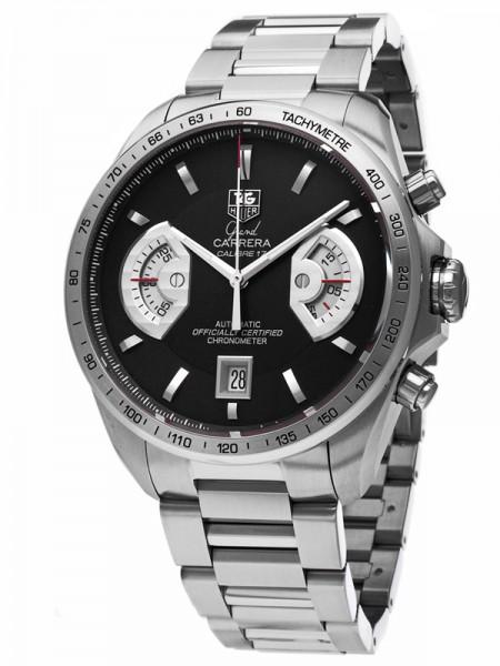 TAG Heuer Grand Carrera Chronograph CAV511A.BA0902