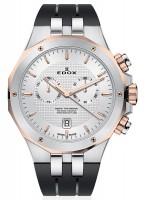 Edox Delfin Chronograph Datum Quarz 10110 357RCA AIR