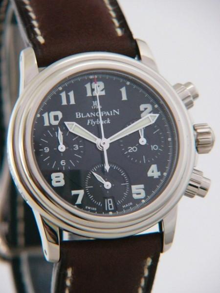 Blancpain Leman Flyback Chrono 2385f-1530-63b