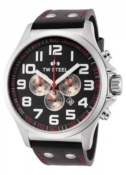 TW Steel Pilot Chronograph Datum Quarz TW415