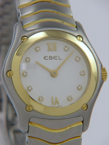 Ebel Classic Wave Lady 1090F21/0725