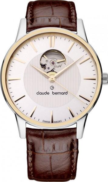 Claude Bernard Sophisticated Classics Automatik Open Heart 85017 357R AIR