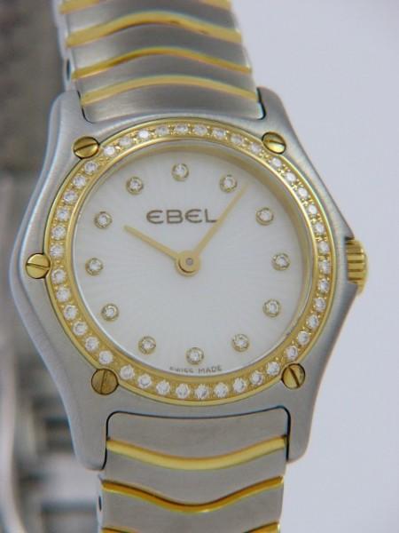 Ebel Damen Mini Sport Classic 1157F16-9925